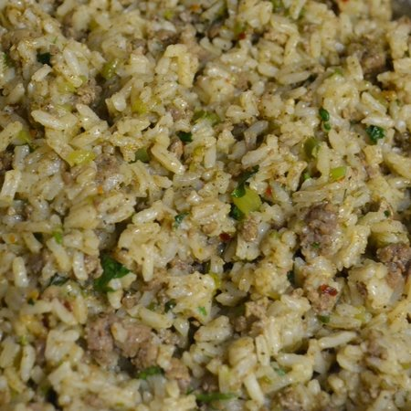Dirty Rice - Picture of Storyville American Table ...