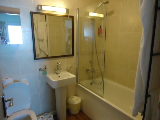 Sands Resort Hotel & Spa : Bathroom
