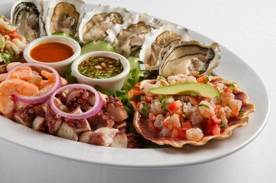 Los Arcos Restaurant: Combinación Mar de Cortés LOS ARCOS