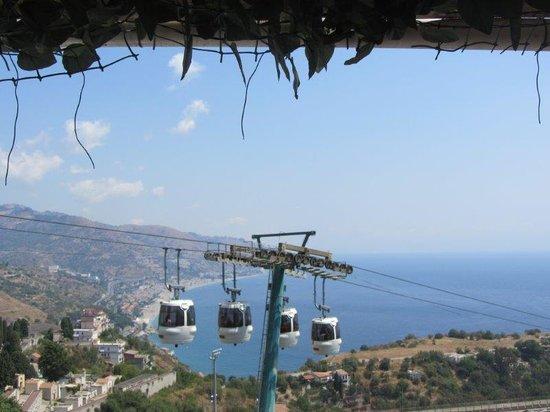 Ristorante Bella Blu: View