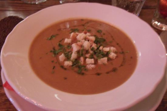 Maikrahv: pee soup