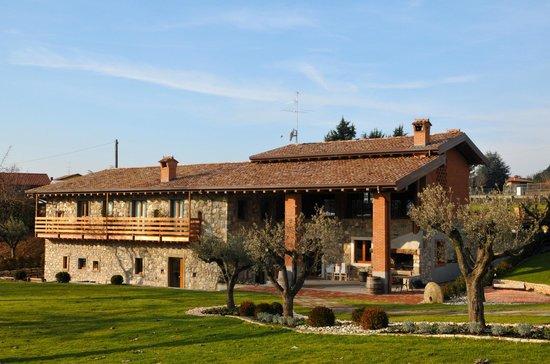 Trescore Balneario, Italia: Vista esterna