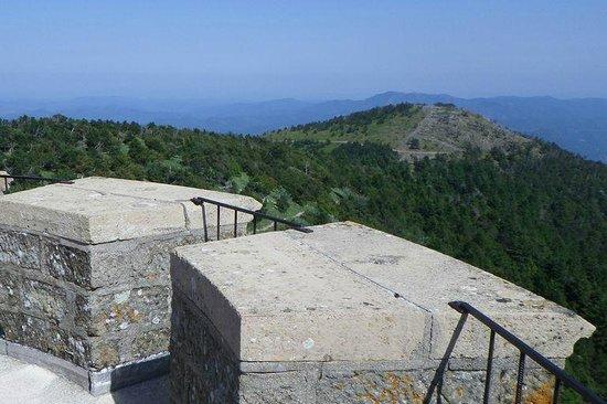Meteosite du Mont Aigoual