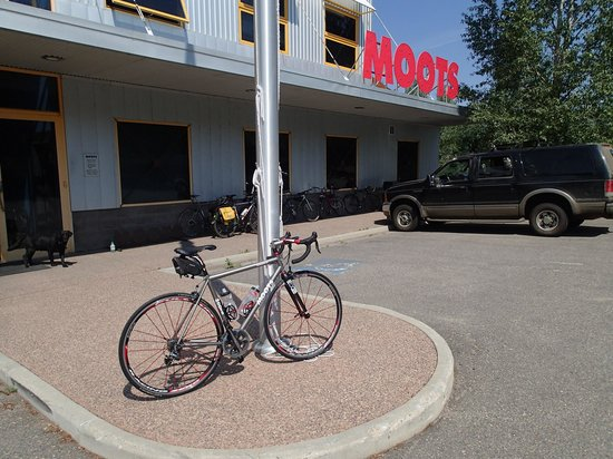 Yampa River Core Trail: The Moots factory