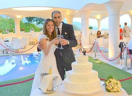 Villa Gloria Ristorante: il nostro matrimonio a Villa Gloria