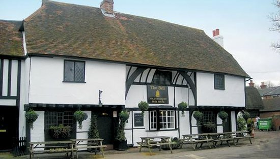 The Bell Pub Waltham St Lawrence