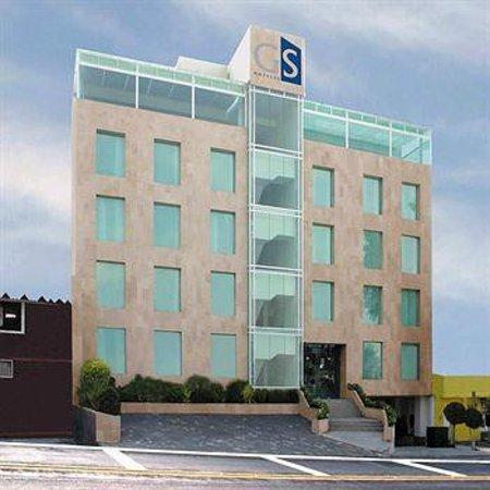 GS Cuernavaca Hotel: Fachada