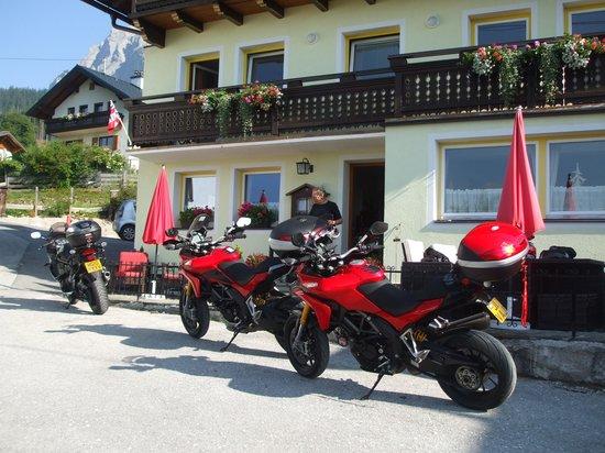 Pension Haus Maria: We arrived!
