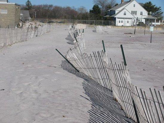 Eastern Point Beach: Find A spot!