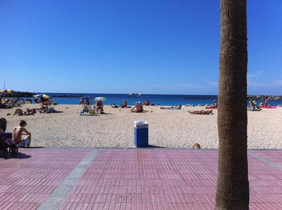 Tindaya Executive Apartments : Nice beach