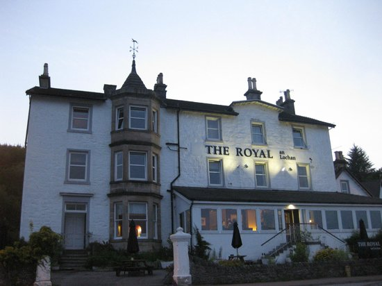 The Royal an Lochan: Hotel