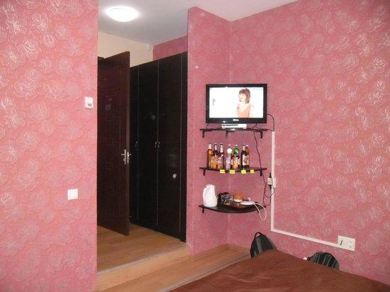 Hotel Morgan: The room