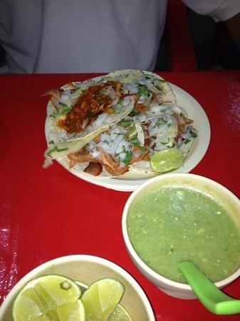 Mister Taco: taco pator