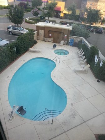 Hampton Inn & Suites Sacramento-Elk Grove Laguna I-5: Pool Area