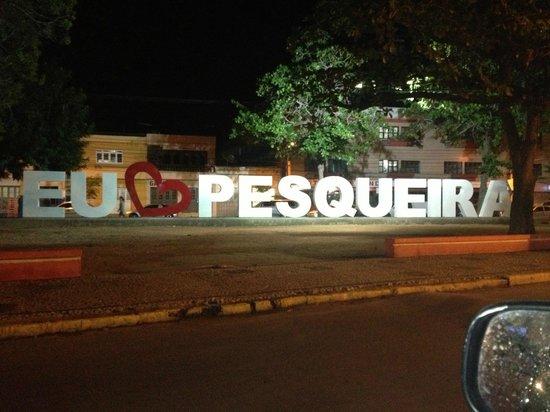 Hotel Estacao Cruzeiro : O orgulho que o povo tem de sua cidade é impressionante