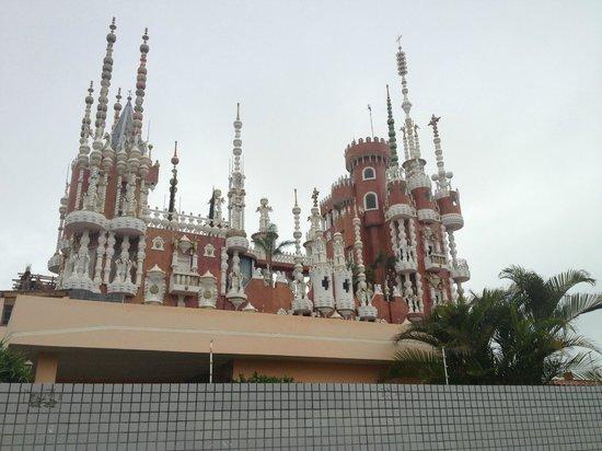 Hotel Estacao Cruzeiro : Existe um castelo na cidade de Pesqueira