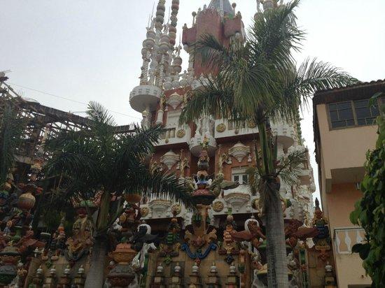 Hotel Estacao Cruzeiro : Mais uma do castelo de Pesqueira