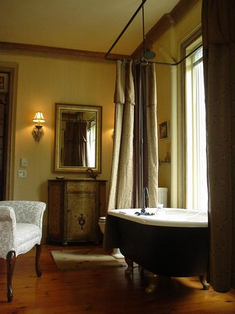 Devonshire Guest House & Spa : Green Room Private Bath