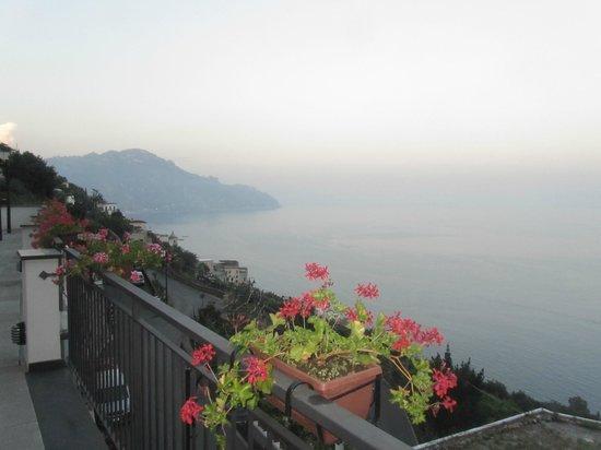 Hotel Doria: Panorama dalla terrazza