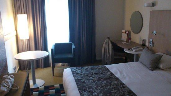 Hotel Mercure Grenoble Centre President : Chambre