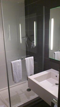 Hotel Mercure Grenoble Centre President : Salle de bain