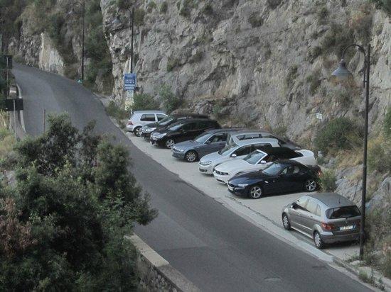 Hotel Doria: Parcheggio privato gratuito