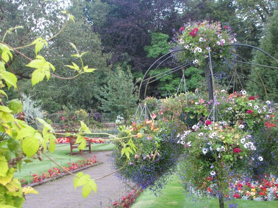 Hawick, UK: Walled Garden again