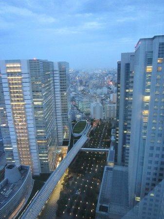 The Strings by InterContinental Tokyo: Aussicht oberstes Stockwerk