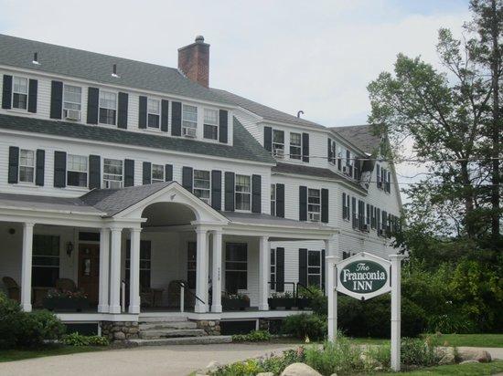 Franconia Inn: Exterior