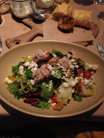 CUCINA urbana : chopped salad