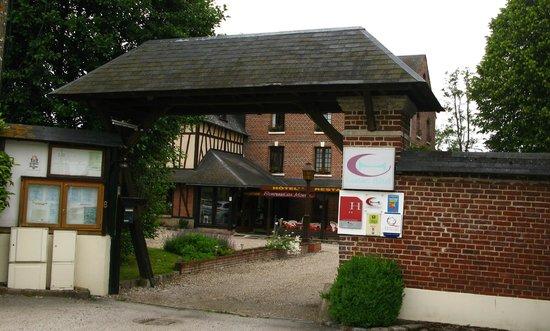 Le Moulin des Forges : hotel