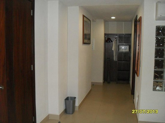 Hotel Porto Allegro: Habitación amplia