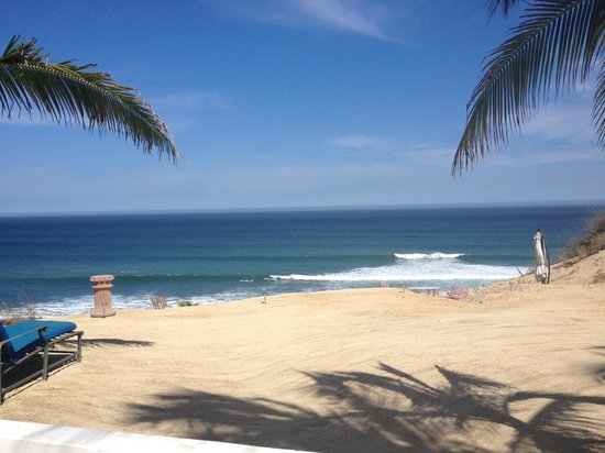 SurfinCabo B&B: View from the house
