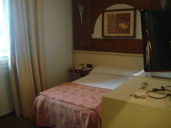 Pasarela Hotel: Quarto