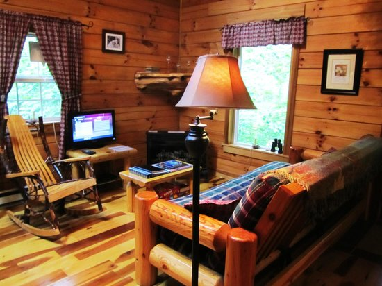 Ash Ridge Cabins: beautiful