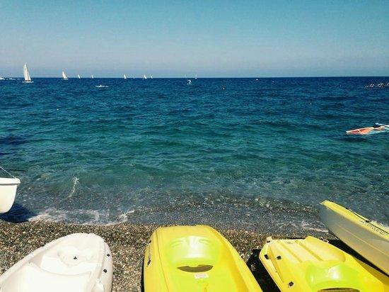 Club Med Palmiye: La plage