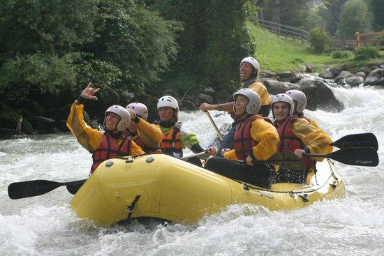Chili Rafting