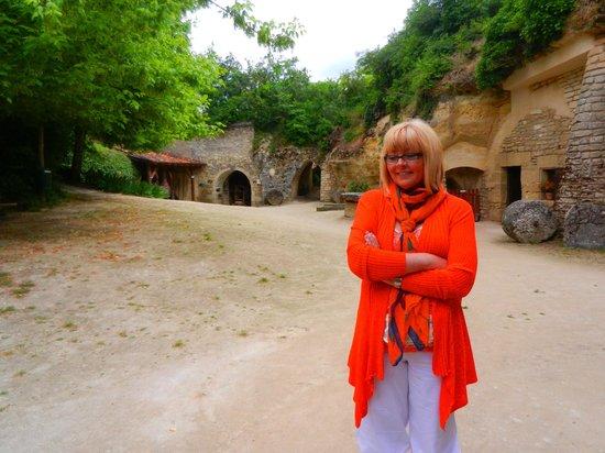 Musee Paysan du Village Troglodyte de Rochemenier : un autre monde...