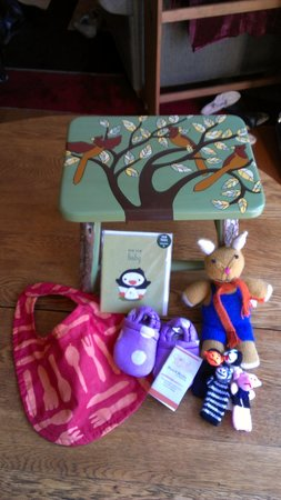 My Neighbor and Me : The baby shower items I purchased