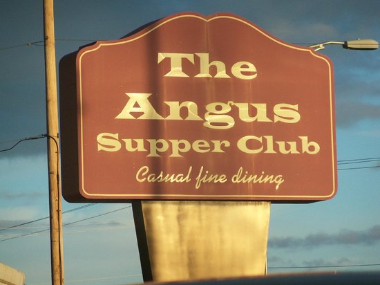 Jones' Black Angus: Great meal
