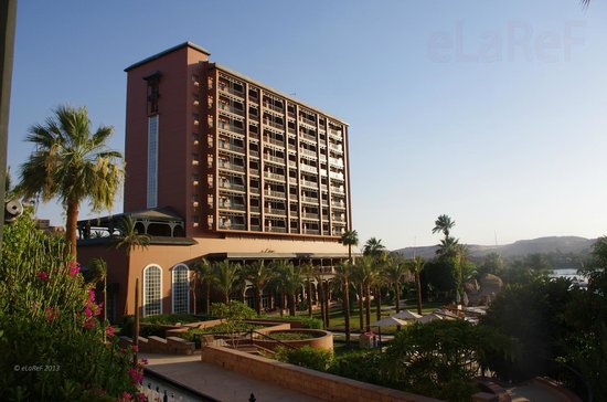 The New Wing Picture Of Sofitel Legend Old Cataract Aswan Aswan