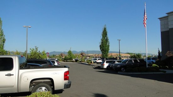 SpringHill Suites Medford: New Walmart close by