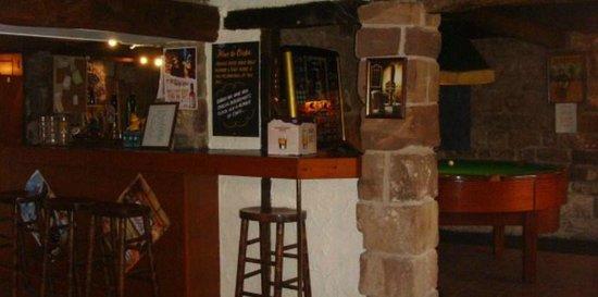 Peakstones Inn, Piggery & Friends Restaurant: Pub/Bar