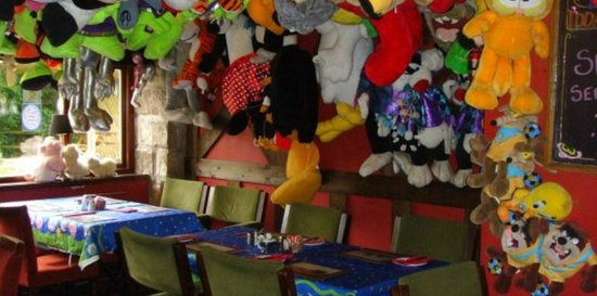 Peakstones Inn, Piggery & Friends Restaurant: Breakfast Room