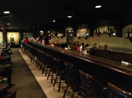 Friar Tuck's: Friar Tucks bar area
