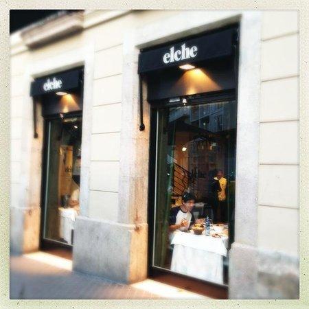 Market Hotel : Elche - Family run Spanish restaurant nearby