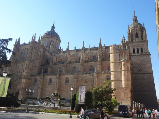 Linda - Picture of Old Cathedral (Catedral Vieja ...