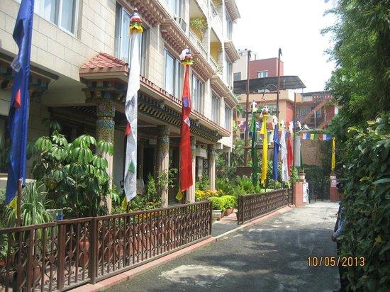 Hotel Tibet: Le Tibet à Kathmandou