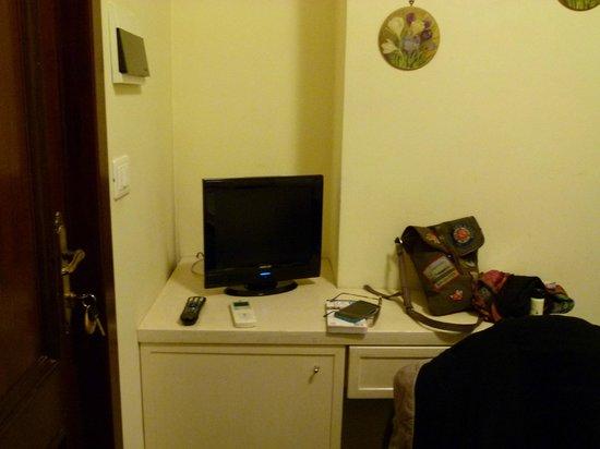 New Morpheus Rooms: TV