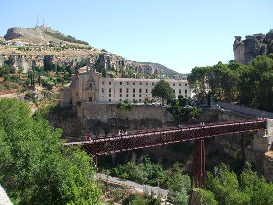 Vistas de Cuenca desde el Parador - Picture of Parador de ...